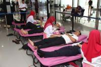 Bandara Ahmad Yani Sambut Bulan Kesehatan dan Keselamatan Kerja  K3  Nasional dengan Berbagai Kegiatan