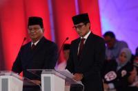 Debat Kedua, BPN: Prabowo Tidak Perlu Lagi <i>Support</i> Sandiaga sebagai Penonton
