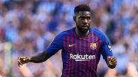 Pulih dari Cedera, Umtiti Bakal Perkuat Barcelona di Liga Champions
