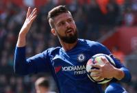 Giroud: Chelsea Harus Kalahkan Man United