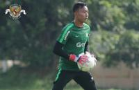 Cuaca Panas Tak Ganggu Awan Seto untuk Kawal Gawang Timnas Indonesia U-22