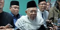 Ma'ruf Amin: Saya Sudah Bilang Jokowi Pasti Unggul di Debat Kedua