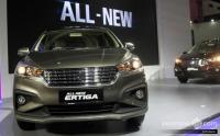 Suzuki Ertiga Terbaru Gunakan Captain Seat