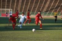 Ini yang Bikin Timnas Indonesia U-22 Kesulitan Hadapi Myanmar