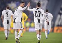 Ketimbang Ronaldo, Allegri Pilih Andalkan Dybala saat Jumpa Atletico