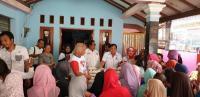 Peduli Rakyat Kecil, Caleg Perindo Giat Bazar Murah di Bekasi