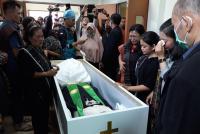 Keluarga Pensiunan TNI Minta Pelaku Pembunuhan Dihukum Mati