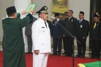 Edi Ariadi Resmi Jabat Wali Kota Cilegon