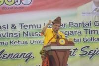 Ketum Golkar: Ada Sikap Optimisme di Balik Uraian Jokowi saat Debat Kedua Capres