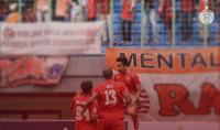 Gol Cepat Fitra Bawa Persija Unggul 1-0 atas PS Tira Persikabo di Babak Pertama