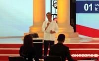 Jokowi Dilaporkan ke Bawaslu Pasca-Debat Pilpres, TKN: Cari Sensasi Saja!
