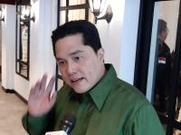 Penjelasan Erick Thohir Terkait Kericuhan pada Debat 17 Februari