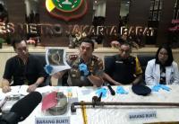 2 Tersangka Ledakan Mal Taman Anggrek Bisa Dihukum 5 Tahun Penjara