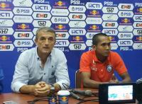 Kecewa Hasil Imbang, Pelatih Arema FC Sebut Timnya Tak Beruntung