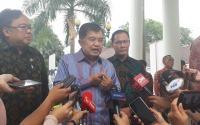 JK Bertolak ke Surabaya Silaturahmi dengan Kiai Muda