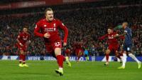 Man United Hadapi Liverpool, Begini Prediksi Vidic