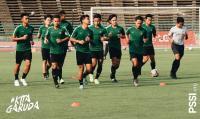 Latihan Adu Penalti Jadi Bagian Persiapan Timnas Indonesia U-22 Jelang Hadapi Vietnam