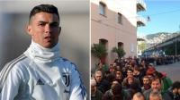 Cristiano Ronaldo Tidak Turun, Fans Genoa Minta Kembalikan Uang Tiket