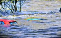 Diguyur Hujan Deras, Banjir dan Tanah Longsor Melanda Purworejo