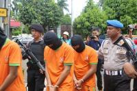 Caleg di Bogor Ditangkap karena Otaki Komplotan Bandit Kempis Ban