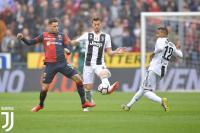 Bernardeschi Anggap Kekalahan Juventus dari Genoa sebagai Pertama dan Terakhir