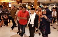 Tanggapi Survei Kompas, Kiai Ma'ruf Amin Dorong Relawannya Bekerja Lebih Giat