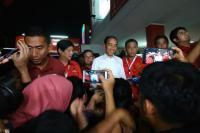 Hadiri Pembekalan Caleg PDIP, Jokowi: Intinya Memberikan Semangat