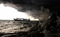 Antisipasi Gelombang Tinggi, Ratusan Nelayan Libur Melaut