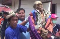 Mengenal Tradisi Ma'nene, Ritual Mengganti Pakaian Mayat di Tana Toraja