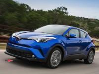 Toyota C-HR Mulai Turunkan Harga Jualnya