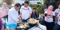 Warga Antusias Ikuti Pelatihan <i>Cooking Class</i> Perindo di Bekasi