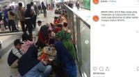Perilaku dalam Gerbong MRT, Itukah Cermin Wajah Kita?
