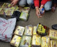 BNN Tangkap 2 Pengedar Sabu 20 Kg di Depok