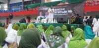 Targetkan Menang di Jateng, Perempuan NU Ajak Semua Pilih Jokowi-Ma'ruf Amin