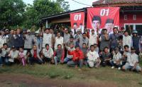 Ratusan Ojek Pangkalan Kota Serang Siap Sambut Jokowi