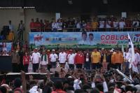Ini Empat Isu Hoax yang Dibantah Jokowi dalam Kampanye Akbar