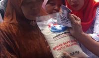 Kurang Satu Jam, Bazar Murah Perindo di Kulonprogo Ludes Diserbu Warga