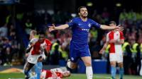 Hasil Leg ll Perempatfinal Liga Eropa 2018-2019