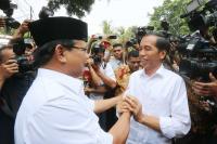 Menanti Pertemuan Jokowi dan Prabowo