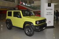Suzuki Pajang Jimny Meski Tak Menjualnya untuk Konsumen AS