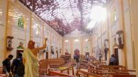 Jumlah Korban Tewas Pengeboman Sri Lanka Bertambah Mencapai 290 Orang