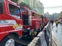 Penyebab Kebakaran di Blok C Pasar Tanah Abang Diduga Gara-Gara Ini