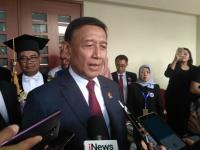 Wiranto: Tak Boleh Hasut Massa Bergerak untuk Klaim Kemenangan