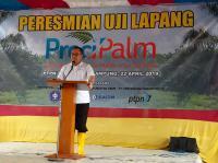 Gandeng Pupuk Kaltim dan PTPN, IPB Wujudkan Pertanian 4.0