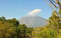 Pasca-Erupsi, Status Gunung Agung Tetap Siaga