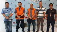 KPK Eksekusi 2 Terpidana Suap Proyek PUPR di Lampung Selatan ke Lapas Sukamiskin