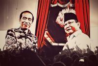 Real Count KPU 18,7%: Jokowi-Ma'ruf 54,85% dan Prabowo-Sandi 45,15%