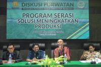 Program Serasi, Solusi dan Upaya Indonesia Menjadi Lumbung Pangan Dunia