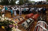Korban Tewas Serangan Bom Sri Lanka Capai 359, Polisi Tahan 18 Orang Lagi