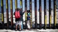 Ketua Ormas Penodong Migran di Perbatasan AS-Meksiko Berlatih Membunuh Obama dan Clinton
